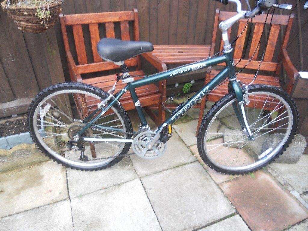 TREK NAVIGATOR 26 INCH WHEELS BIKE