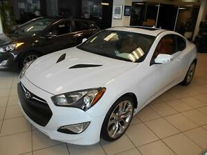 2015 Hyundai Genesis Coupe GT LIMITED