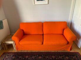 Sofa bed, 2 seater IKEA
