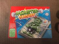 Monster operation game