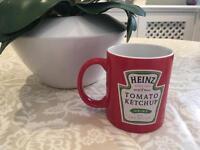 Mug - Heinz ketchup