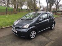 "2009 (58) TOYOTA AYGO 1.0 VVT-I 3DR ""DRIVES VERY GOOD + CHEAP TO TAX AND INSURE"""