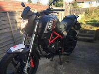 Nearly new GRS125cc hardly used