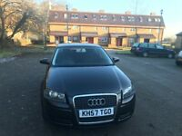 Audi A3 2007 Low Mileage FULL SERVICE HISTORY MOT 10 Month
