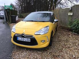 Citroen ds3 diesel turbo
