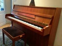 ALEXANDER HERRMANN UPRIGHT PIANO
