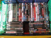 I am selling 70 dvds all in very good condition