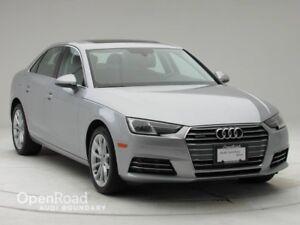 2017 Audi A4 4dr Sdn Auto Progressiv quattro Navigation