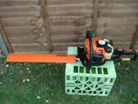 Sthil HS80 hedge trimmer