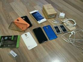Samsung Galaxy S5 + lots accesories