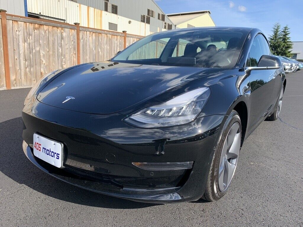 2019 Tesla Model 3 Long Range | eBay