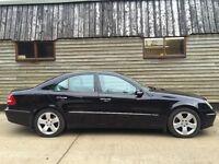 Mercedes E320 CDI Avantgarde - Cheap * bargain * quick sale * not e270