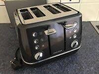 Toaster. 4 Slice.