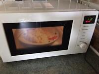 ASDA MICROWAVE TWO MONTH OLD