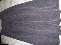 Brand New Ladies grey skirt