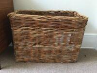 Beautiful Large Laundry Basket