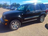 2007 Jeep Liberty trail rate 4x4 SUV, Crossover