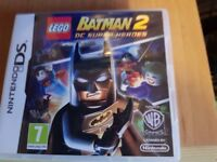 Nintendo DS game LEGO Batman2