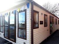 ABI Ambleside/static caravan for sale in Skegness/Ingoldmells/Mablethorpe/LOW GROUND RENT/pet friend