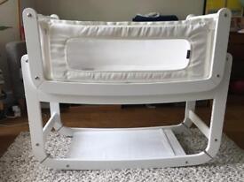 SnuzPod 2 Bedside Crib - Lower Holloway
