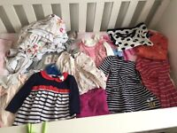 Baby girl 9-12 months bundle next/gap/John Lewis