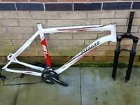 Specialized rockhopper frame