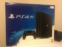 Playstation 4 Pro + Controller + GTA V
