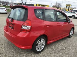 2007 Honda Fit Sport  Automatic Come See The ROOM inside! Kitchener / Waterloo Kitchener Area image 8