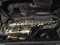 jericho J6 alto saxophone