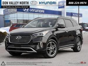 2018 Hyundai Santa Fe XL ANDROIDAUTO/APPLECARPLAY/360 CAMERA AND