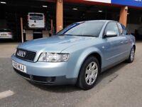 2001 Audi A4 1.8 Turbo Petrol * 4 Door* Excellent Condition** Full MOT * Not A1 A2 A3