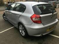 2005 BMW 1 SERIES 1.6 PETROL MANUAL VERYLOW MILLAGE 60,000