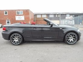 FINANCE AVALIBLE!! NO VAT!! Stunning bmw 1 series convertible 18 alloy wheels, great spec!!