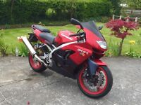Kawasaki ZX9R great condition. Needs to go!