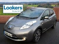 Nissan Leaf TEKNA (grey) 2016-11-21