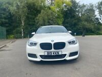 BMW 520D GT, ICE WHITE