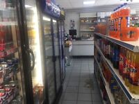 convenience store available for lease with good expanding opportunity