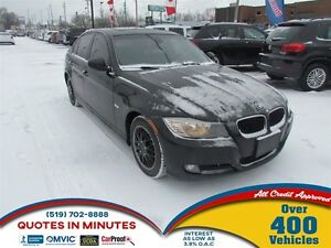 2011 BMW 323 i | LEATHR | ROOF | HEATED SEATS