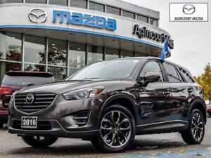 2016 Mazda CX-5 GT Tech-Winters, Lane Dep, Bose, Lthr, Navi, Hit