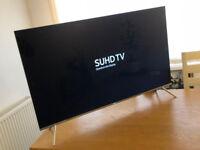 49in Samsung 4K SUHD HDR 1000 Quantum Dot Smart LED TV Wi-Fi Freeview HD & FreeSat HD Warranty
