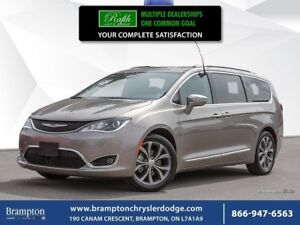 2018 Chrysler Pacifica LIMITED | EX CHRYSLER COMPANY DEMO |