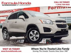 2014 Chevrolet Trax $100 PETROCAN CARD NEW YEAR'S SPECIAL!
