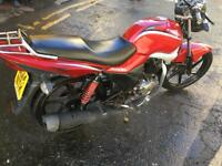 2014 KYMCO PULSAR 125 LEARNER LEGAL 125 BARGAIN MAY SWAP