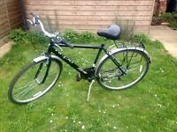 City bike - good condition, 2yrs old