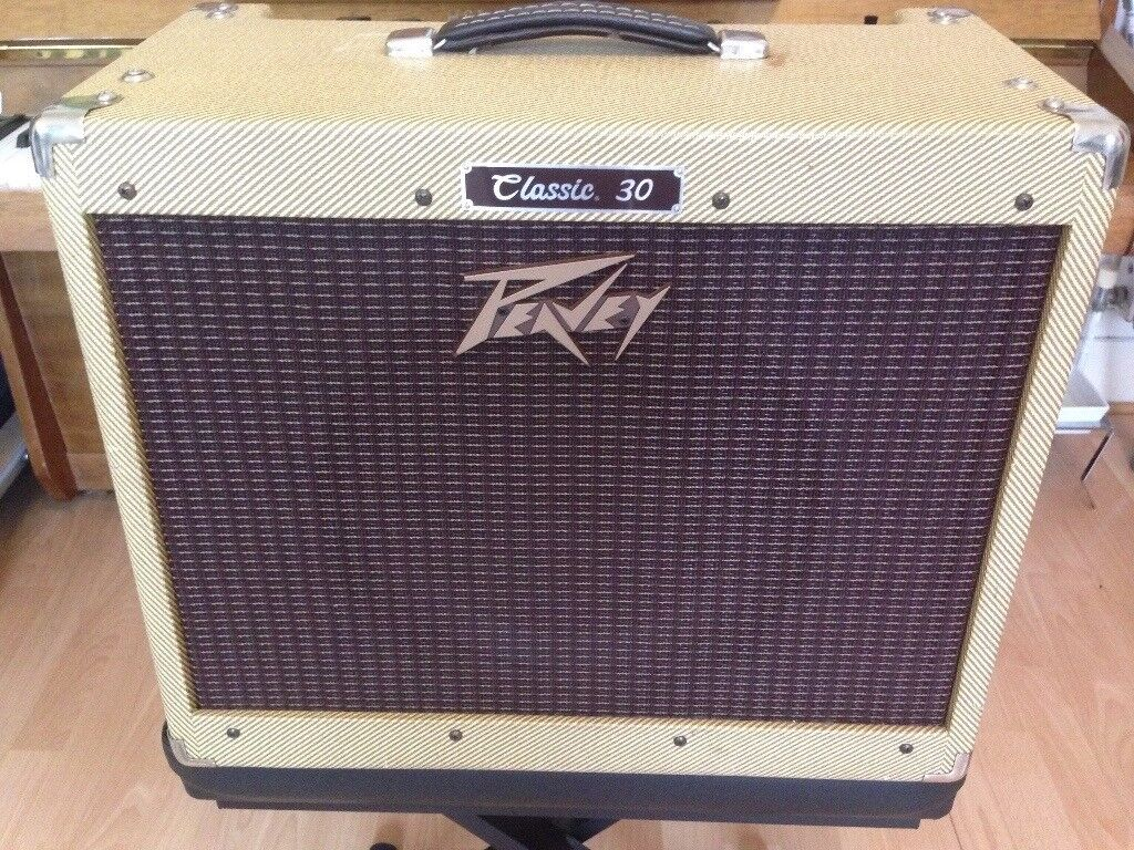 Peavey Classic 30 Valve amp - made in USA