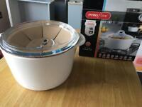 NEW Pyrex pyroflam 3L casserole dish with lid