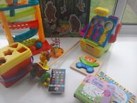 Toy bundle for toddlers little tikes buffalo fisher price