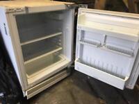 Undesirable 60cm integrated fridge