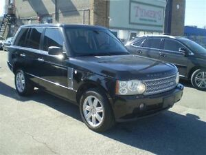 2008 Land Rover Range Rover HSE! NAV! REAR CAM! LOADED!