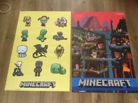 MINECRAFT POSTERS